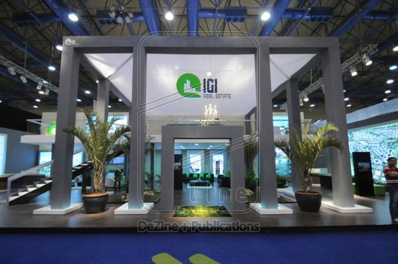 Exhibition Stand Design Egypt : Post construction photos: igi exhibition stand
